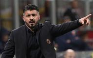 Trước tin đồn sa thải, Gennaro Gattuso và AC Milan có hành động bất ngờ