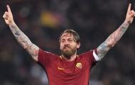 Điên rồ: Daniele De Rossi sẽ trở thành HLV của AS Roma