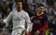 Messi và Ronaldo, ai sở hữu nhiều cú sút phạt thành bàn hơn?
