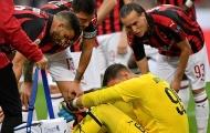 """Tiết lộ: AC Milan mất 2 """"sao bự"""" trước thềm đại chiến với Juventus"""