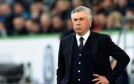 Carlo Ancelotti: Không có lời bào chữa nào cho thất bại của Napoli