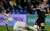 SPAL – Lazio: Đòn đau phút 89