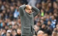 Pep Guardiola nói lời cay đắng sau thất bại đau đớn