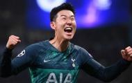 Hạ Man City, Son Heung-min nói lời cảm ơn đến đối tượng bất ngờ