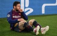 Messi nói lời chuẩn mực trước cuộc đối đầu Liverpool