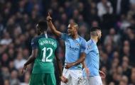 SỐC! Trụ cột Man City văng tục sau khi thua Tottenham tức tưởi