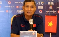 HLV Mai Đức Chung: 'Tôi chưa hài lòng về nhân sự ở giải này'
