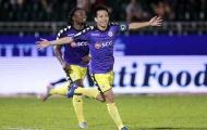 Văn Quyết lập cú đúp, Hà Nội vượt qua Nam Định trong trận cầu 7 bàn thắng