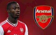 Arsenal - Nicolas Pepe: Giấc mơ đến từ Pháp và cơn đau kéo dài của Pháo thủ?