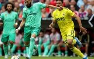 Highlights: Real Madrid 5-3 Fenerbahce (Giao hữu)