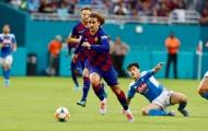 Điểm nhấn Barca 2-1 Napoli: 'Viên ngọc La Masia' tỏa sáng; Đau đầu vì Griezmann