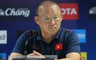 HLV Park Hang-seo khó chịu với phóng viên Thái Lan