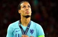 Virgil van Dijk - Siêu sao chưa từng tham dự giải chính thức nào với tuyển quốc gia