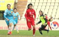 Giải VĐQG nữ 2019: Hà Nội có 3 điểm ngày sân Hà Nam gặp sự cố mất điện