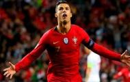 Đấu Luxembourg, Ronaldo hướng đến cột mốc mới cùng Bồ Đào Nha