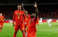 Lukaku và hành trình ngọt ngào cùng đội tuyển Bỉ tại vòng loại EURO 2020