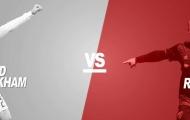 Quá khứ vs Hiện tại: David Beckham vs Wayne Rooney