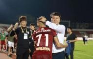 HLV Chung Hae-soung nói gì sau trận thua trước Hà Nội FC?