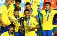 Ngược dòng nghẹt thở, Brasil lần thứ 4 vô địch U17 World Cup