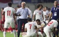 Bảng G vòng loại World Cup 2022: Bất ngờ với UAE
