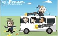 Cười vỡ bụng với loạt ảnh chế Vòng 13 Premier League