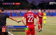 Đây, bằng chứng cho sự nghiệp dư của BTC SEA Games đối với U22 Việt Nam