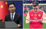 Trung Quốc 'thách' Mesut Ozil viếng thăm Tân Cương