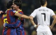 Barcelona của Pep Guardiola hủy diệt Real Madrid của Jose Mourinho