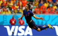 Van Persie hồi tưởng khoảnh khắc 'Hà Lan bay' tại World Cup 2014