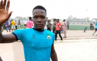 Cầu thủ Nigeria qua đời sau khi va chạm với đối thủ
