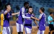 'Kép phụ' của Văn Hậu ghi bàn, Hà Nội giành vé vào vòng Tứ kết