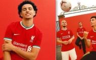 Ra mắt áo đấu độc đáo, Liverpool hướng tới kỷ nguyên mới