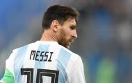 Quá tức tối, Messi hét: 'Ông phá chúng tôi 2 lần'