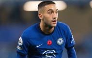 Hakim Ziyech chơi xuất sắc cho đội tuyển và nỗi lo xa của Chelsea