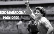 Bóng đá thế giới chỉ có một Diego Maradona