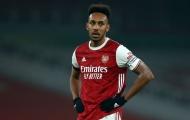 Aubameyang cảm thấy bực bội ở Arsenal