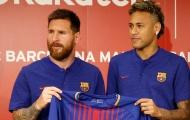 PSG đụng độ Barca, Neymar liền gửi thông điệp tới Messi