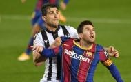 So sánh Lionel Messi với hàng tiền đạo của PSG