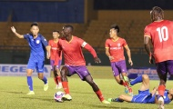 SHB Đà Nẵng, B.Bình Dương thắng sít sao ở lượt trận thứ 3 Cúp Thiên Long