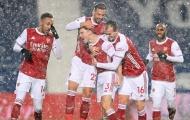 5 thống kê ấn tượng sau trận West Brom 0-4 Arsenal: Lacazette không thể ngăn cản
