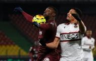 Rời Arsenal, 'nạn nhân của Arteta' giành giải Cầu thủ xuất sắc nhất trận