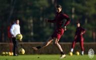 Ngả mũ với lý do Ibrahimovic chọn AC Milan