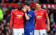 Sau tất cả, Morata đã lên tiếng về 'đối thủ truyền kiếp' Lukaku