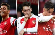 Ozil rời Arsenal không kèn không trống: Huyền thoại hay nỗi thất vọng lớn?