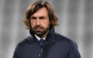 Pirlo: 'Juventus đã sợ hãi trước Inter Milan'