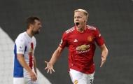 Chạm trán Palace, Man Utd sẽ hưởng lợi rất nhiều từ Van de Beek