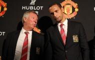 Rio Ferdinand từng mong muốn cái tên này thay thế Sir Alex