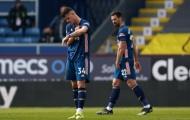 'Tội đồ' Xhaka khiến Arsenal mất điểm cay đắng trước Burnley