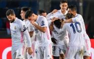 Đội hình Real Madrid đấu Atalanta: Tam tấu J.A.B đá chính?