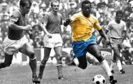Những khoảnh khắc ấn tượng nhất của Pele tại World Cup